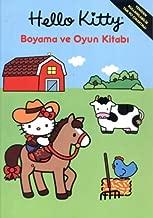 Hello Kitty Boyama ve Oyun Kitabi