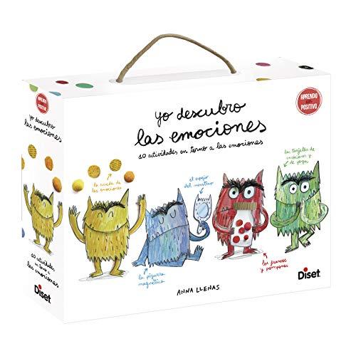 Diset- Yo descubro Las emociones - Juego educativo para aprender las emociones a partir de los 3...