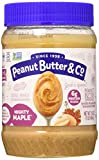 Peanut Butter & Co, Mantequilla de cacahuete (Butter, Maple) - 454 gr.