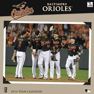 Baltimore Orioles 2014 Calendar
