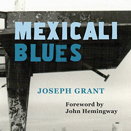 Mexicali Blues audiobook cover art