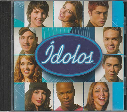 Cd Ídolos - 2006