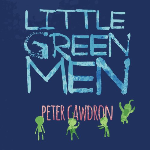 Little Green Men cover art