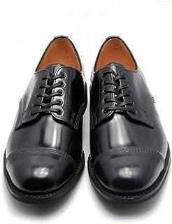 [サンダース] ミリタリーダービーシュー military derby shoe 1128B【正規取り扱い品】