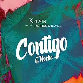 Contigo la Noche (feat. Destino, Ravel) [French Edit]