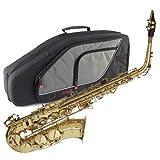 Stagg WS-AS215S Saxophone Alto MIB + Etui Or