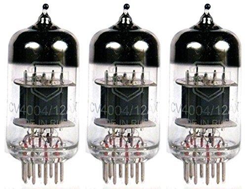 Mullard CV4004 / 12AX7, Matched Trio