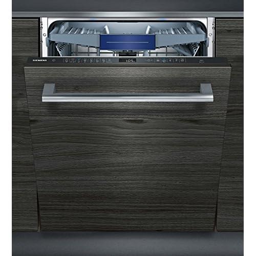 Siemens iQ500 SN658X03ME A scomparsa totale 14coperti A+++ lavastoviglie