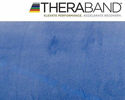 Thera-Band® 5,5m BLAU Extra Schwer Gymnastikband NEU