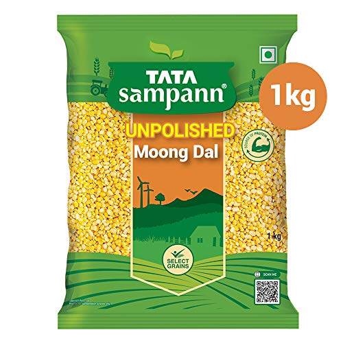 Tata SampannMoong Dal Split, 1kg 3