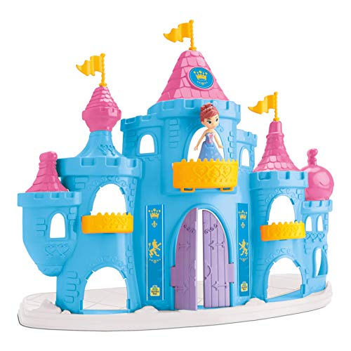 Castelo Princesa Snow, Samba Toys