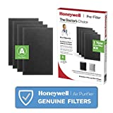 Honeywell HRF-A100 Pre Kit air purifier filter, HPA 100, Black