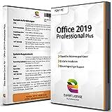 Office 2019 Professional Plus – Vollversion │ Office 2019 Pro Plus 32/64bit + ISO DVD Box + inkl. Aktivierungsunterlagen per E-Mail │ deutsch │ Kundensupport