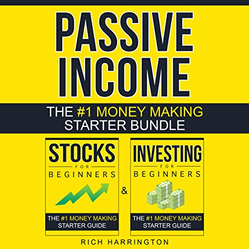 Passive Income: Two-Book Money Making Starter Bundle cover art