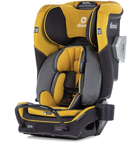 Fantastic Deal! Diono 2020 Radian 3QXT, 4 in 1 Convertible, Safe+ Engineering, 4 Stage Infant Protec...