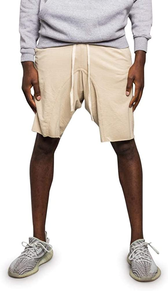 Victorious Men's Athletic Solid Jogger Shorts