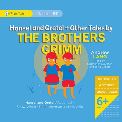 Hansel and Gretel and Other Tales by the Brothers Grimm audiobook cover art