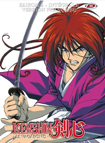 Kenshin Le Vagabond-La série TV : Saison 2 Intégrale [Édition VF]