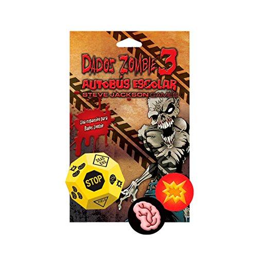 Edge Entertainment- Zombie Juegos de Mesa, Color (Asmodee EDGSJ04)