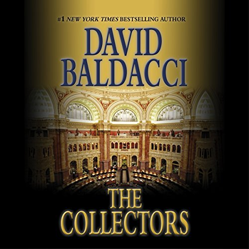 The Collectors audiobook cover art
