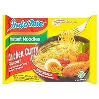 (Indomie) チキンカレーインスタントラーメンの80グラム (x6) - Indomie Chicken Curry Instant Noodles 80g (Pack of 6) [並行輸入品]