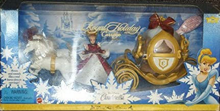 Best cinderella royal holiday carriage Reviews