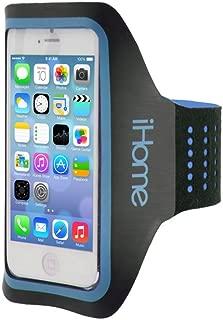 iHome Universal Adjustable Neon Armband - Retail Packaging - Blue