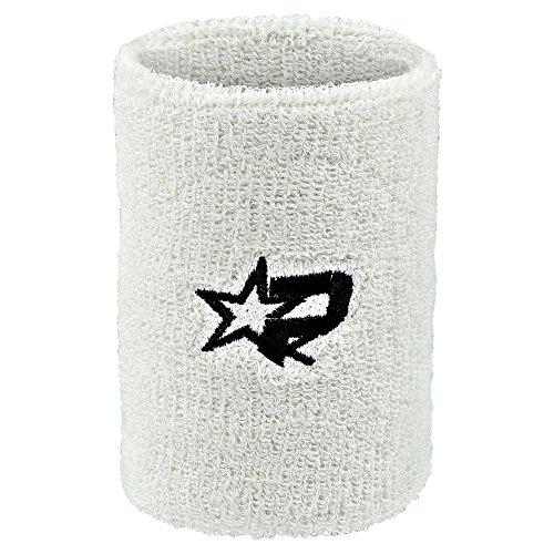 PKSTAR Muñequera doble ancho – Doble ancho – Algodón deportivo para mujeres y hombres – Pulsera de hidratación.