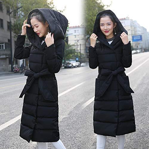 Chaqueta de Plumas Nuevo Abrigo De Chaqueta De Algodón Coreano para Mujer Abrigo Cálido con...