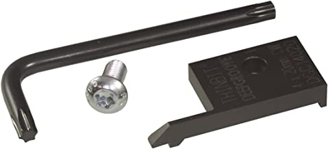 THINBIT DGC84013 Style 8 Replacement clamp for DEEPGROOVE Packages with 13 mm Depth of Cut Using 4 mm Inserts