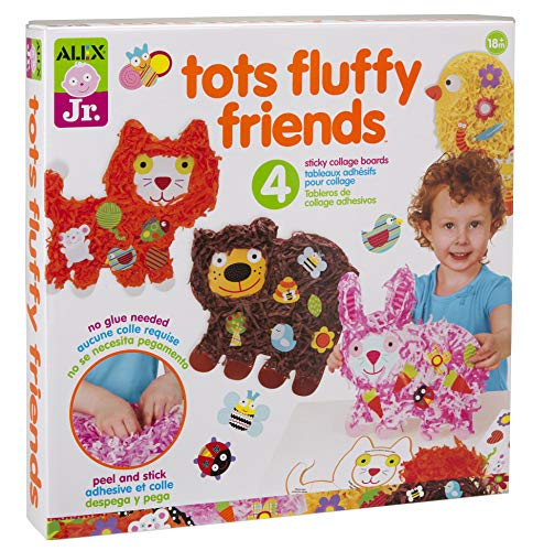 Product Image of the Fluffy Friends Paper Animals
