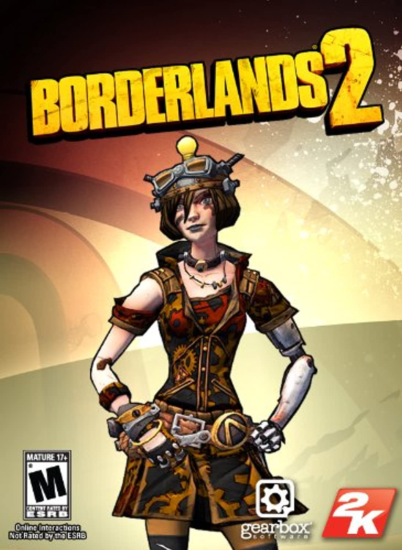 Borderlands 2 : Mechromancer Steampunk Slayer Pack  (日本語版) [オンラインコード]