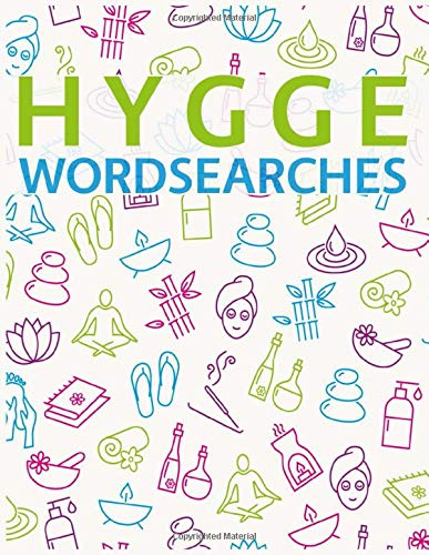 Hygge Wordsearches: Danish Hygge Word Search Puzzle Collection