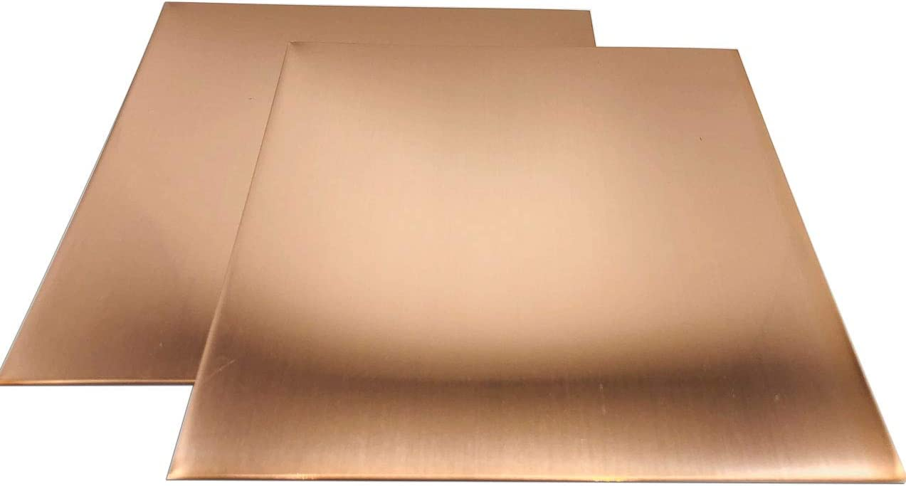 6x6  Flat stock. 2 Pack 13 gauge Steel Sheet Metal  Plate
