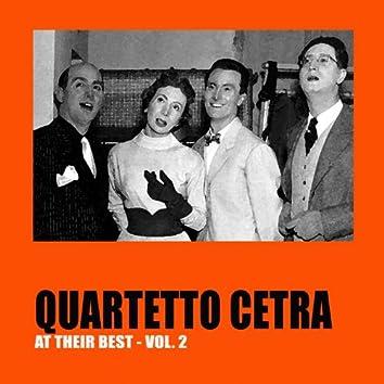 Quartetto Cetra at Their Best, Vol.2 (feat. Trio Lescano)
