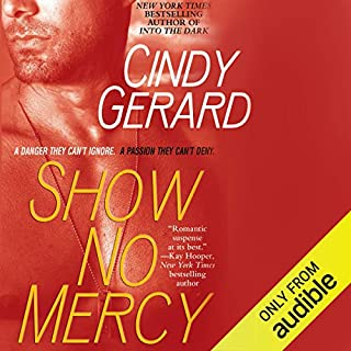Show No Mercy audiobook cover art