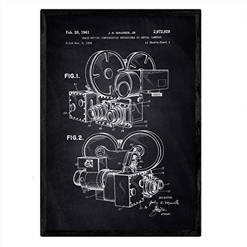 Nacnic Poster con patente de Compensador de movimiento de la