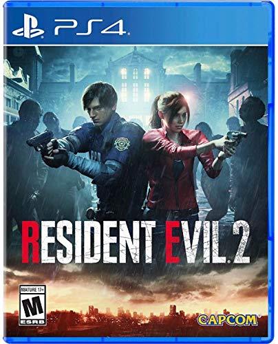 Resident Evil 2 Remake PS4 Playstation 4 Physical - 2019 USA Capcom