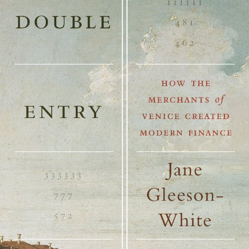 Double Entry audiobook cover art