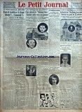 PETIT JOURNAL (LE) [No 23350] du 21/12/1926 - LES GRANDES ENQUETES DU PETIT JOURNAL -...