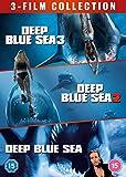 Deep Blue Sea 3-Film Collection [Deep Blue Sea / Deep Blue Sea 2 / Deep Blue Sea 3] [DVD] [2020]