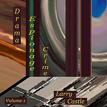 Dama, Espionage and Crime, Vol. 1