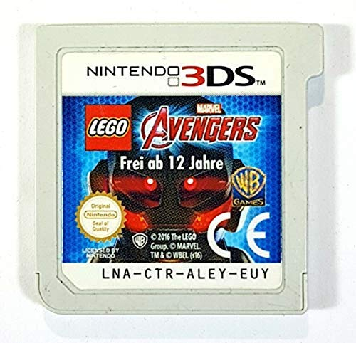 Warner Brothers - Lego Marvel Avengers /3DS (1 ACCESSORES)