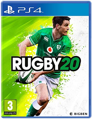 Giochi per Console Big Ben Rugby 20