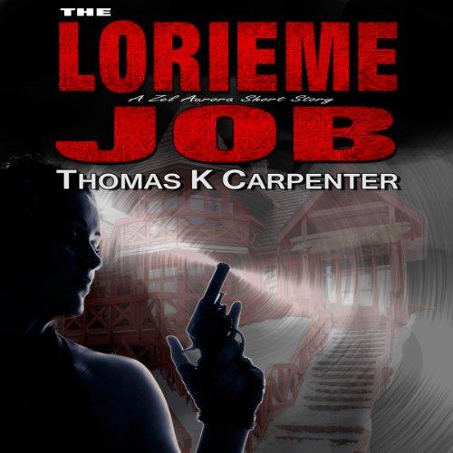 The Lorieme Job audiobook cover art
