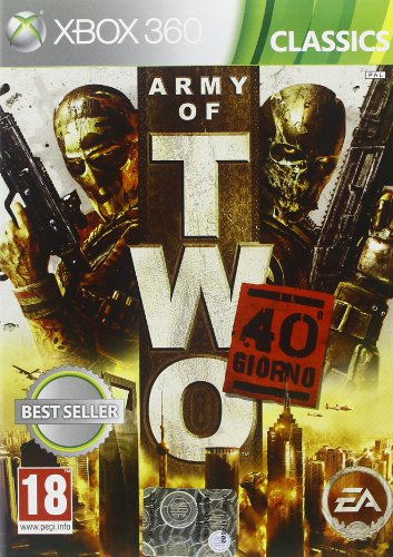 Army Of Two The 40th Day Classic