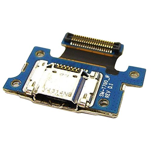 ZHENGYAQI-PHONE CASE Accessories Charging Port Flex Cable Compatible With Samsung Galaxy Tab S 8.4 / SM-T705