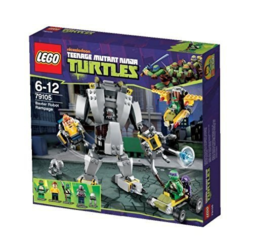 LEGO Teenage Mutant Ninja Turtles 79105 - Baxters Roboter