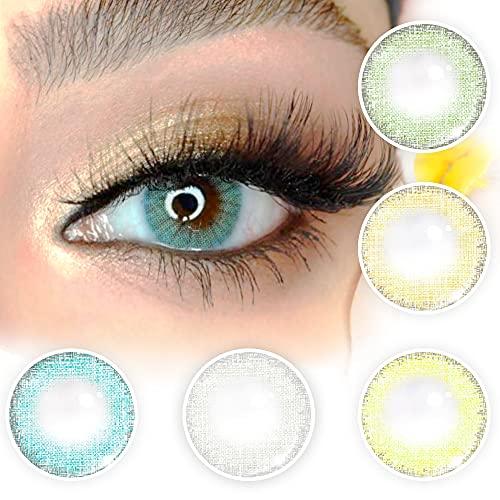 Julia lenses Kontaktlinsen augen linsen kontakt lens farbig Jährliche linsen Julia lenses colour eye lens lenses yearlly contact lens (Topaz)