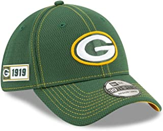 New Era NFL Onfield Sl Rd 39Thirty Cap ~ Green Bay Packers